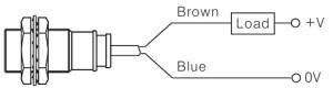 2-проводный датчик