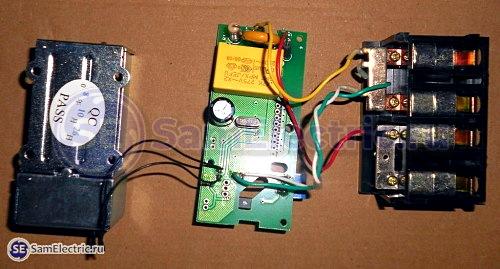 Вынимаем внутренности электросчетчика Энергомера цэ6807п