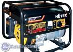 Устройство и схема генератора Huter