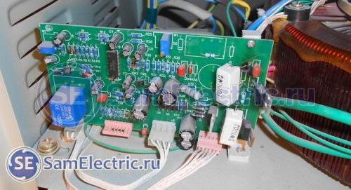 Плата электронного управления