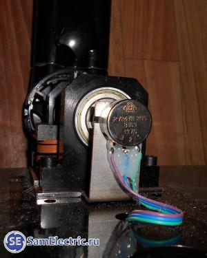 Устройство и ремонт китайского сигвея, фото. Переменный резистор наклона руля