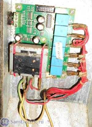 контроллер температуры