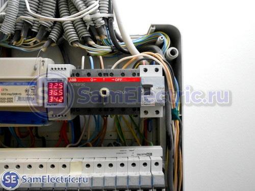 1 - Переключатель счетчик-генератор