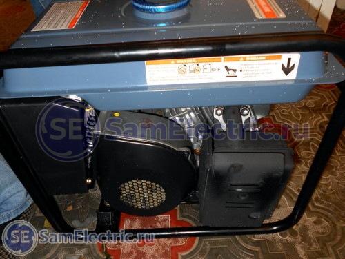 Фильтр воздухозаборника