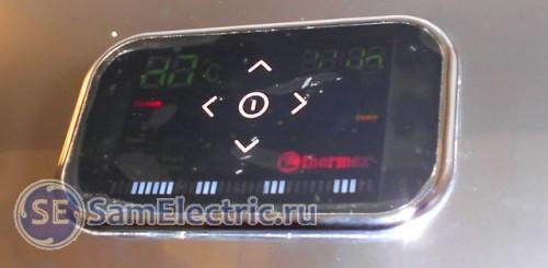 Электроника нагревателя. Контроллер управления и индикации