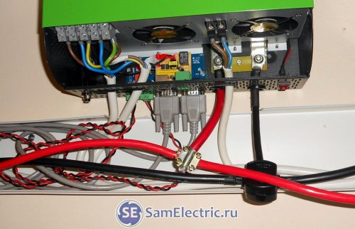 Трехфазная энергосистема для дома. Подключение инвертора для солнечных энергосистем