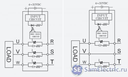 Твердотельное реле переменного тока схема фото 854