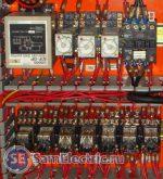 Схемы оборудования на реле и контакторах