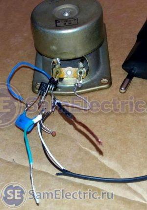 Схема сигнализатора. Рабочий вариант