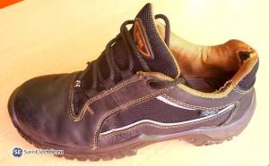 Ботинки Uvex