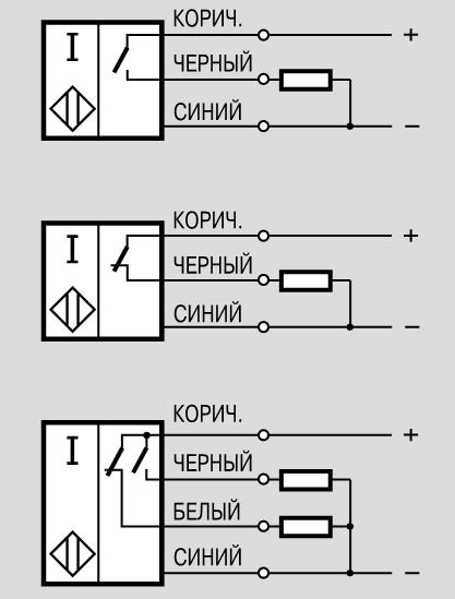 Обозначение nc на схеме