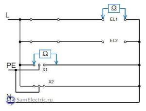 Проверка электропроводки. как проверить проводку